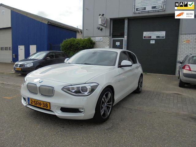 BMW 1-serie occasion - LTH Auto's
