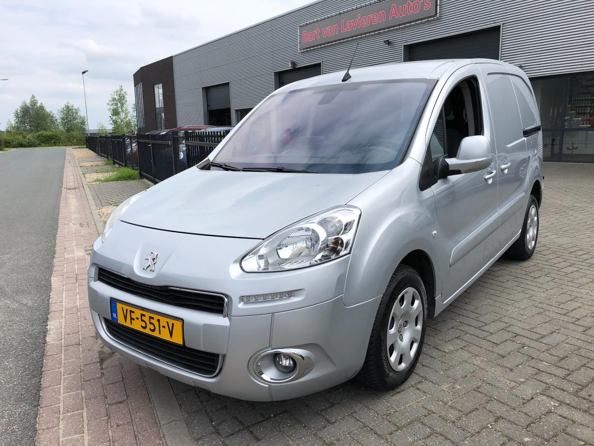 Peugeot Partner occasion - Bart van Lavieren Auto's