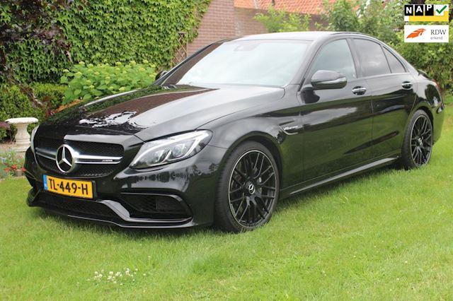 Mercedes-Benz C-klasse occasion - Veldhuizen Dealer Occasions