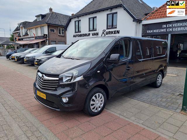 Opel Vivaro 1.6 CDTI L2H1 DC Edition,Navigatie,Airco,Cruise control,Trekhaak