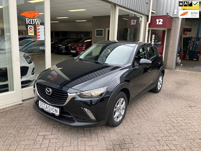 Mazda CX-3 2.0 SkyActiv-G 120 Dynamic Navigatie!