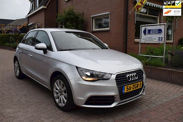 Audi A1 Sportback 1.2 TFSI Connect/5DRS/AIRCO/NAVI/CRUISE/NETTE STAAT