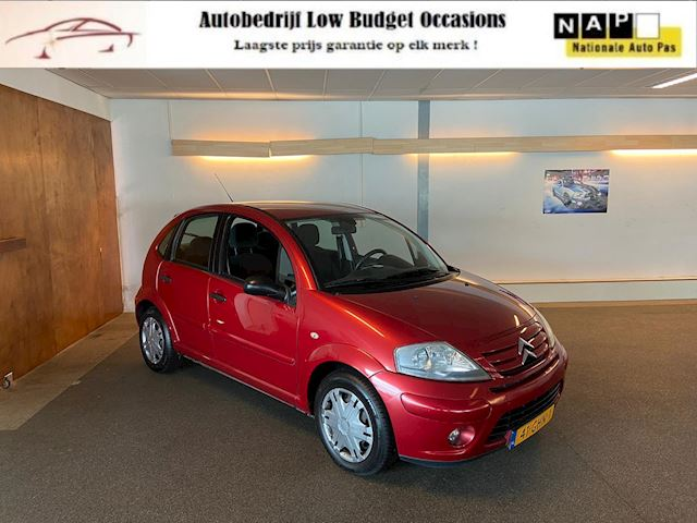 Citroen C3 1.4i-16V Ambiance,Apk Nw,Automaat,2e eigenaar,Cruise,Clima,Pdc,Flippers,N.A.P,Start&stop,Topstaat!!