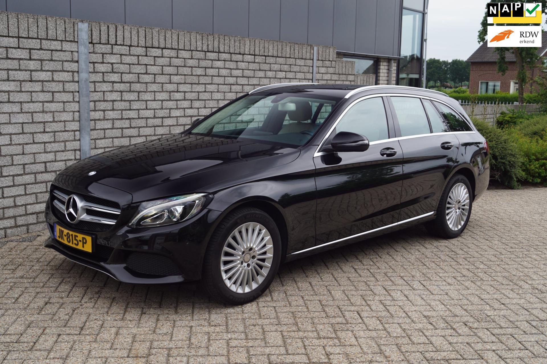 Mercedes-Benz C-klasse Estate occasion - Autobedrijf H. Wijdeven V.o.f.