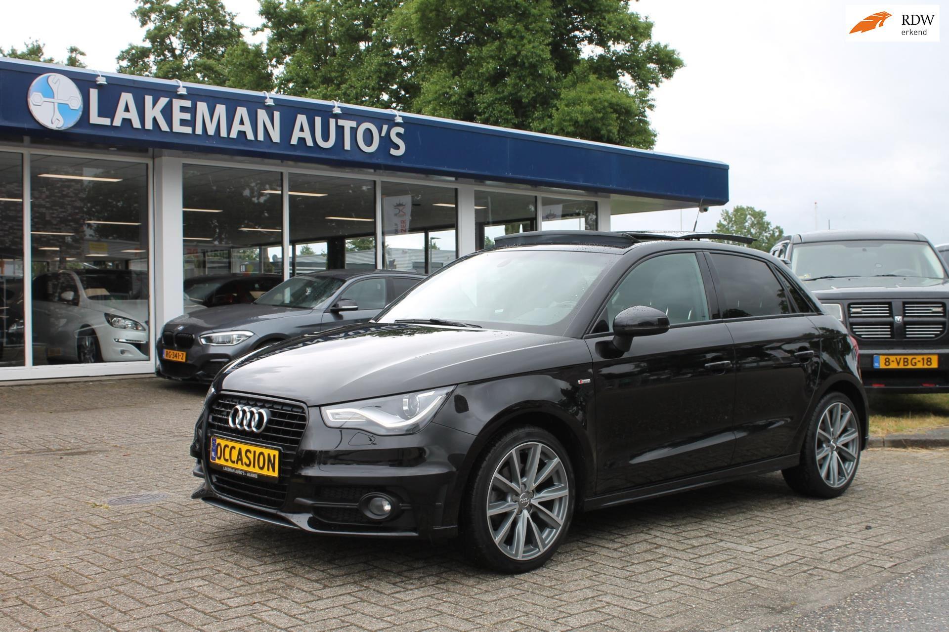 Audi A1 Sportback occasion - Lakeman auto's Almere B.V.