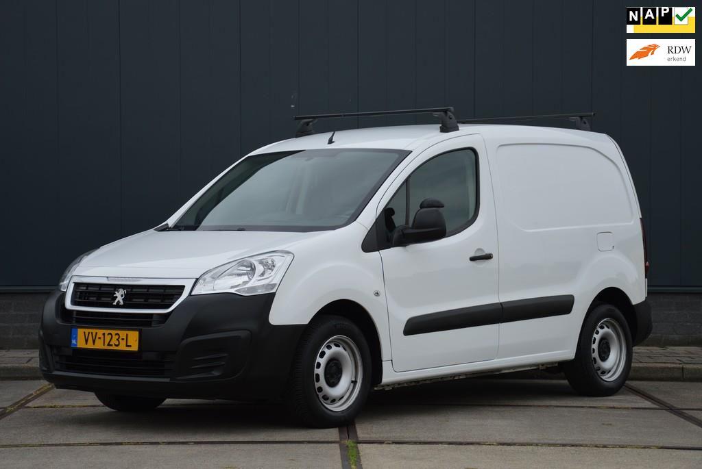 Peugeot Partner occasion - van Est Trading