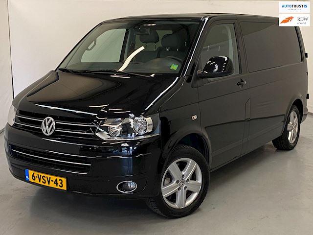 Volkswagen Transporter 2.0 TDI DC / ROLSTOELBUS / 7 Pers