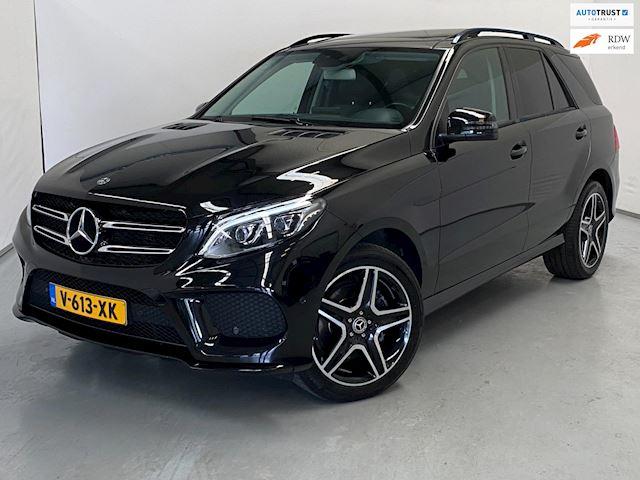 Mercedes-Benz GLE 350 D 4MATIC / AMG / Grijs Kenteken / Pano