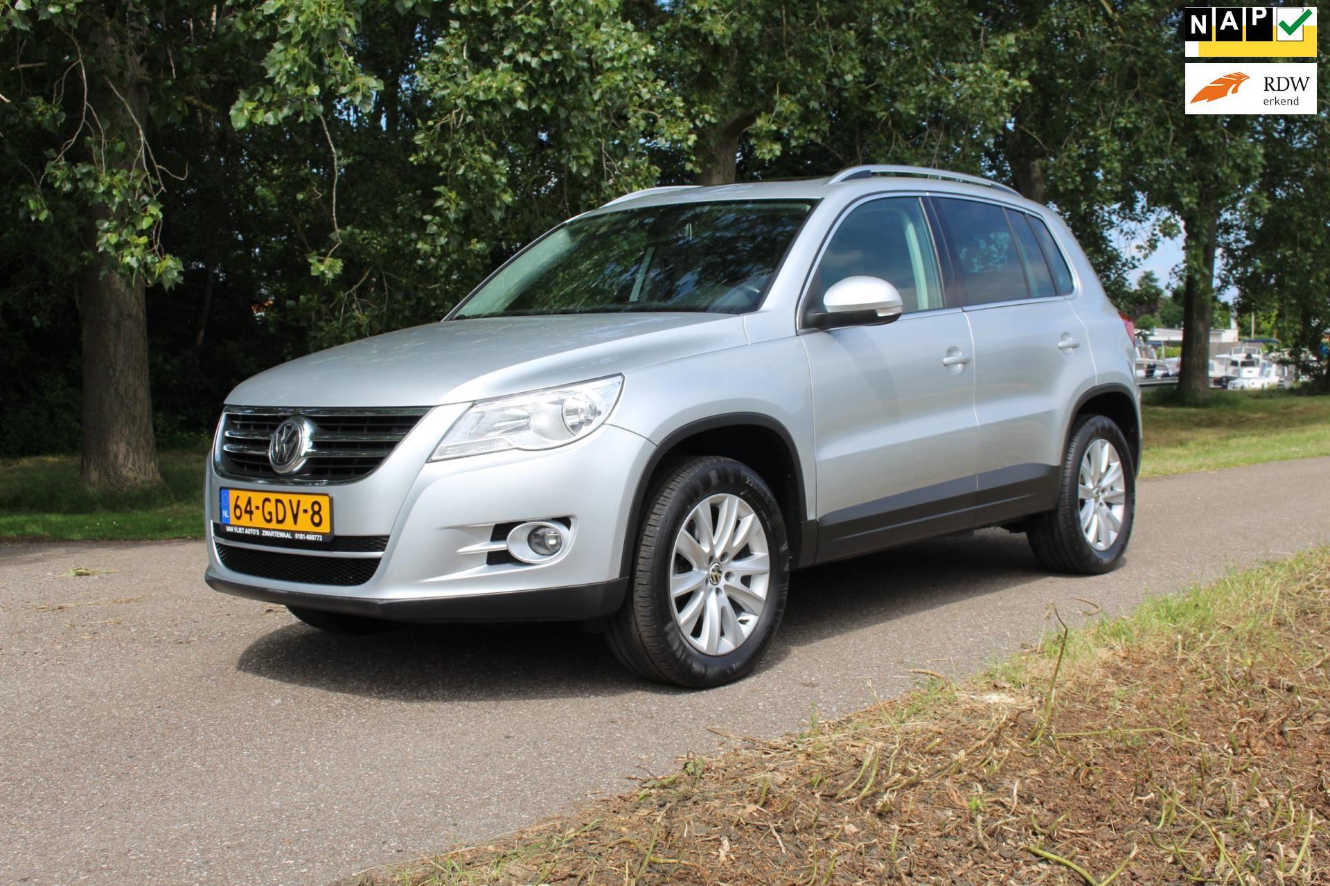 Volkswagen Tiguan occasion - Van Vliet Auto's