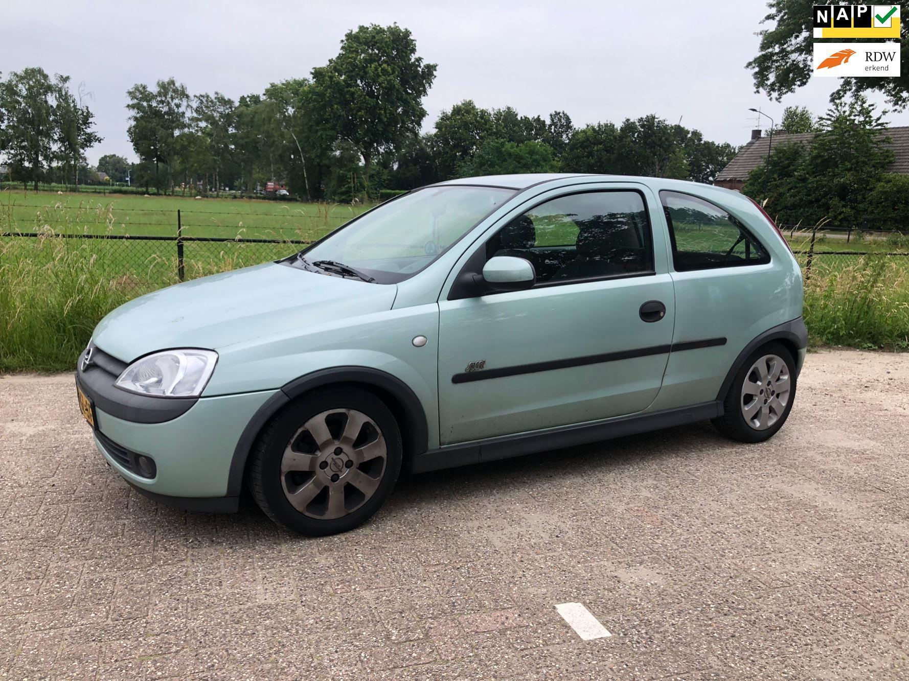 Opel Corsa occasion - Autobedrijf Martie van Ham