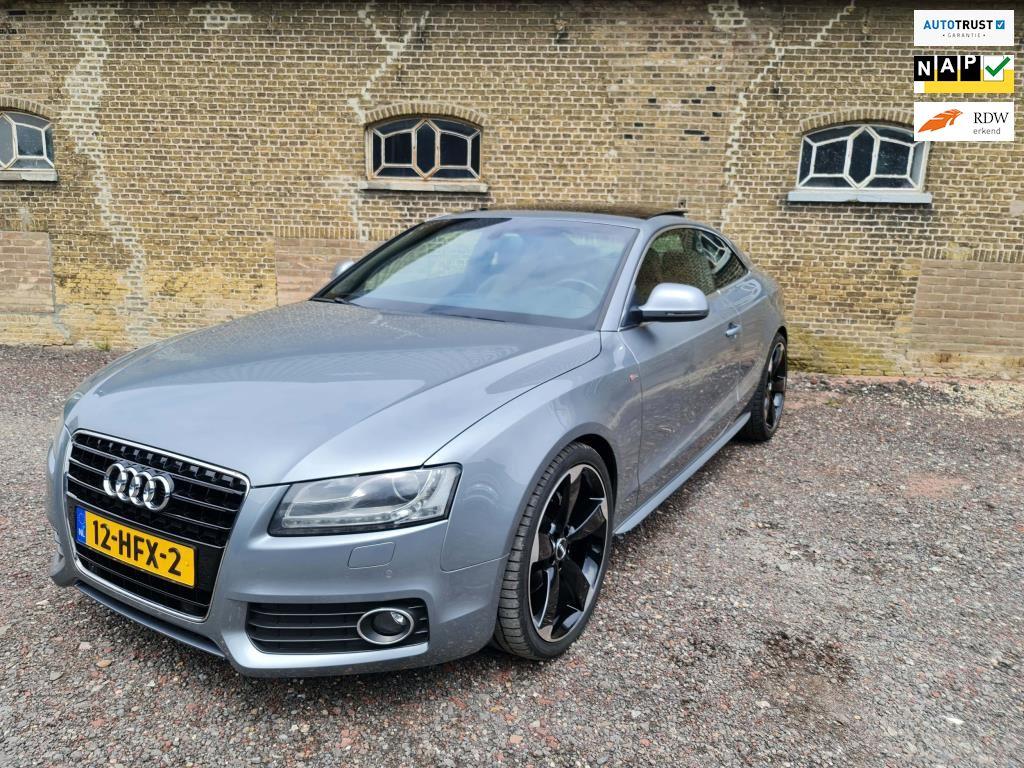 Audi A5 Coupé occasion - De Niet Automotive