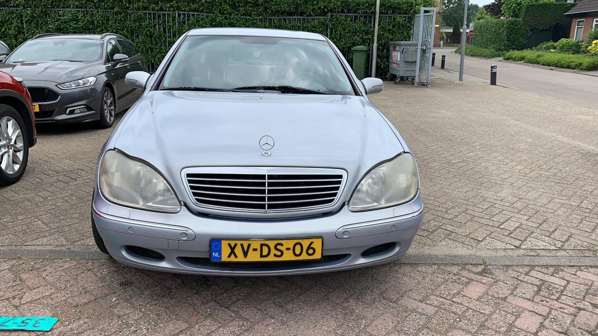 Mercedes-Benz S-klasse occasion - DDM Export B.V.