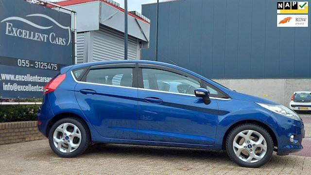 Ford Fiesta 1.25 Titanium 5-drs Airco/Electr.Ramen/Nw.Apk