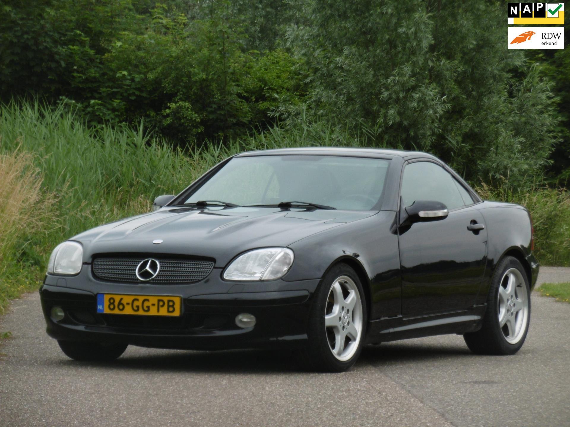 Mercedes-Benz SLK-klasse occasion - Dunant Cars