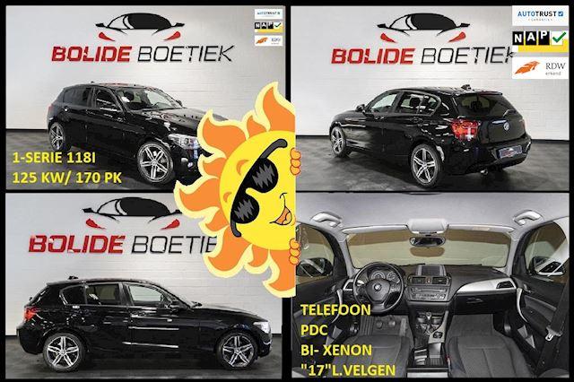 BMW 1-serie occasion - Bolide Boetiek