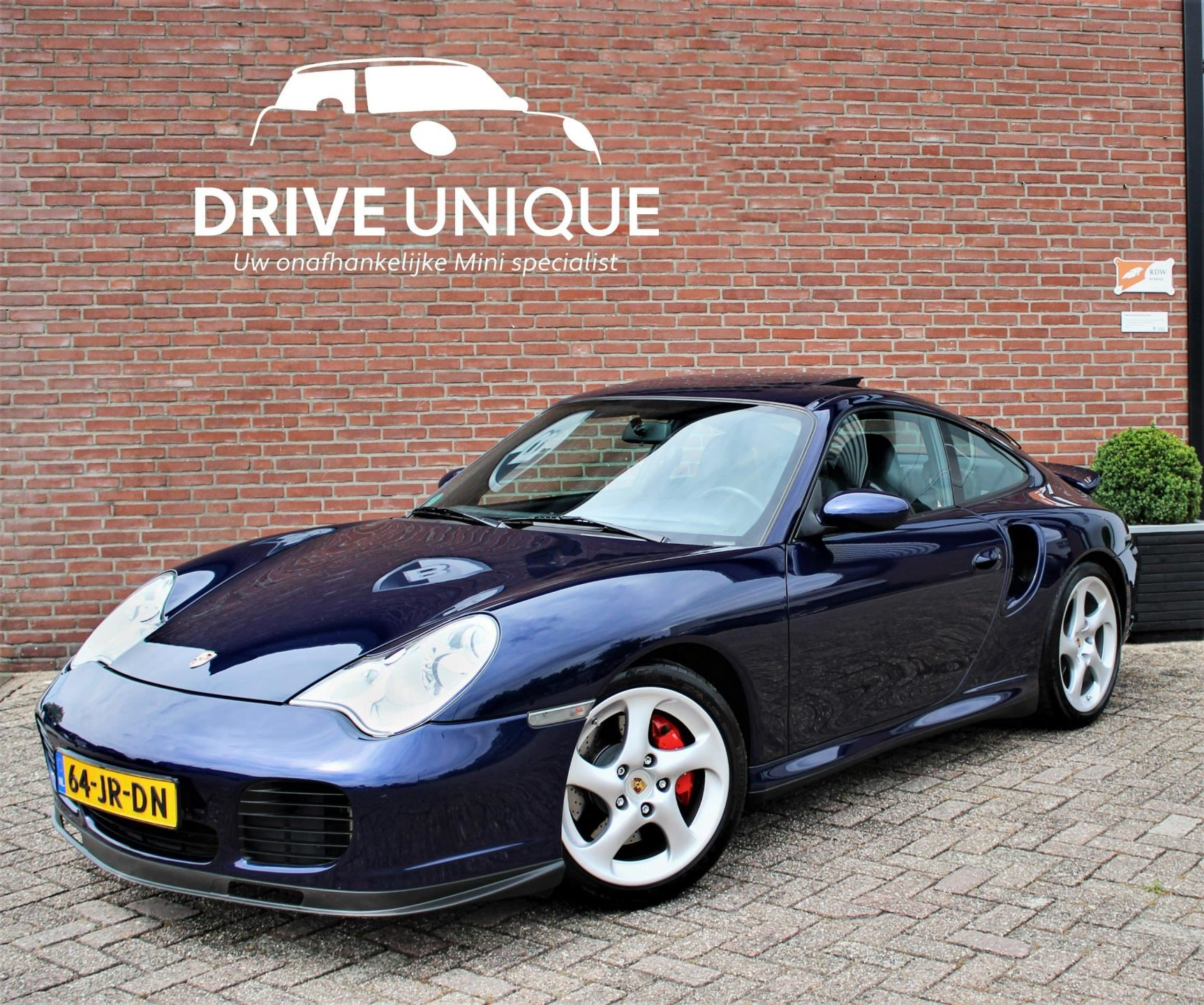 Porsche 911 occasion - Drive Unique