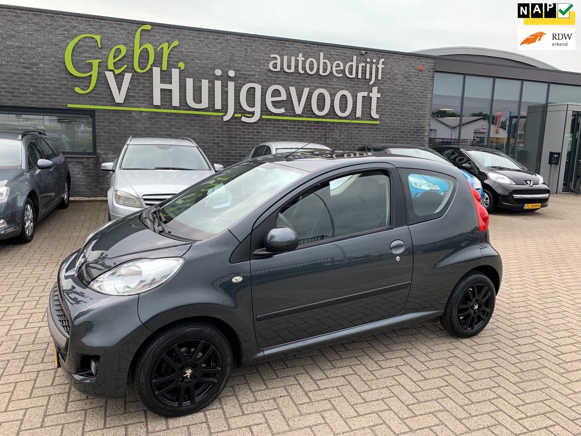 Peugeot 107 occasion - Autobedrijf van Huijgevoort