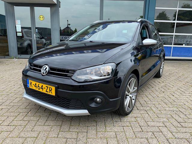 Volkswagen Polo 1.2 TSI CROSS, ECC, STOELVERW, NAVI !!