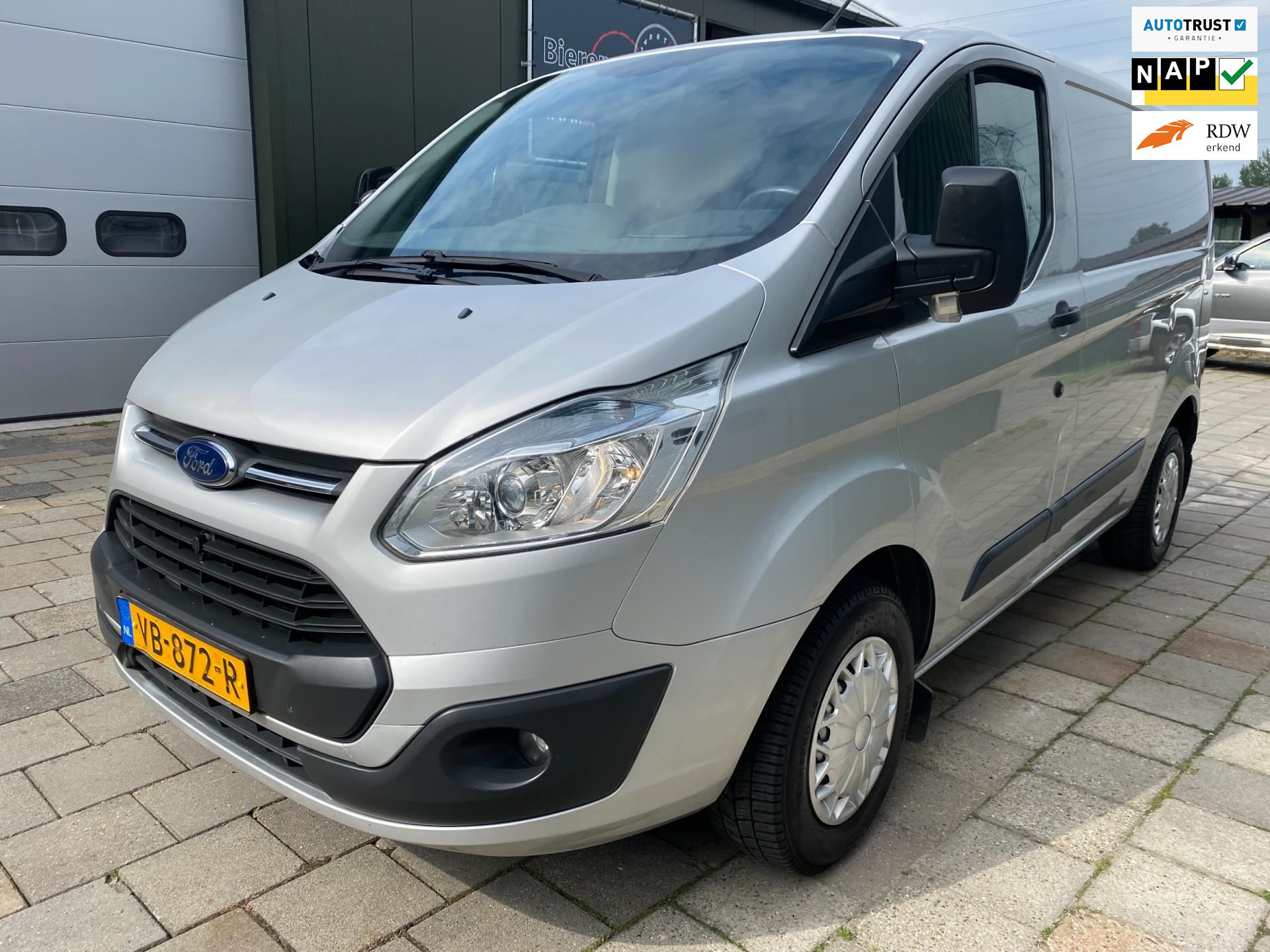 Ford Transit Custom occasion - Bierens Auto's