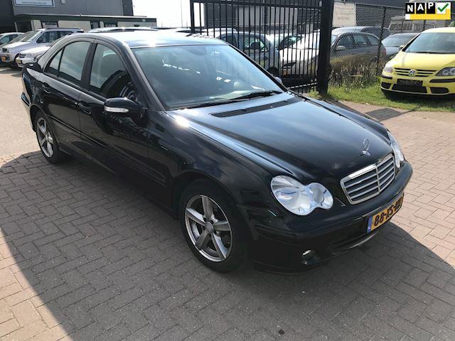 Mercedes-Benz C-klasse 200 CDI Classic Euro4 EX BPM (EXPORT PRIJS)Info:0655357043