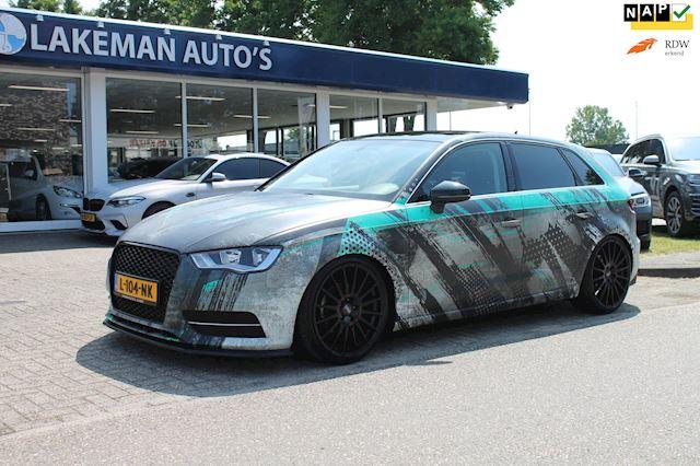 Audi A3 SPORTBACK occasion - Lakeman auto's Almere B.V.