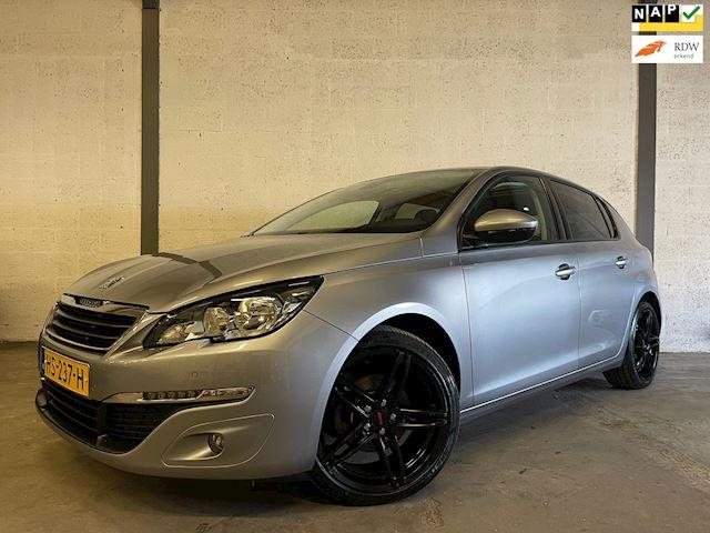 Peugeot 308 1.6 BlueHDi Blue Lease Executive Navi,Panoramadak, Camera, Clima,Cruise Control Dealer onderhouden!!