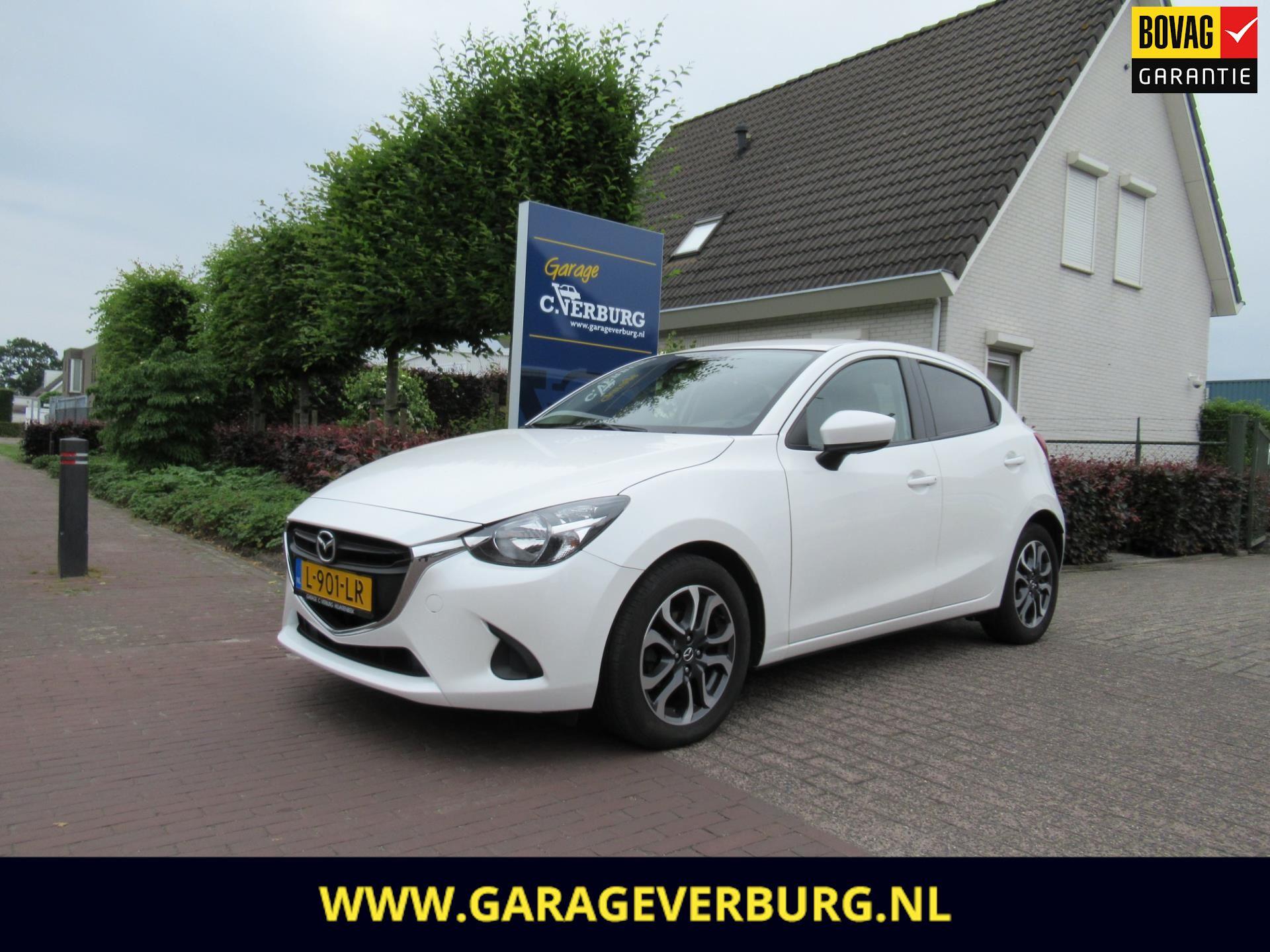 Mazda 2 occasion - Garage C. Verburg VOF