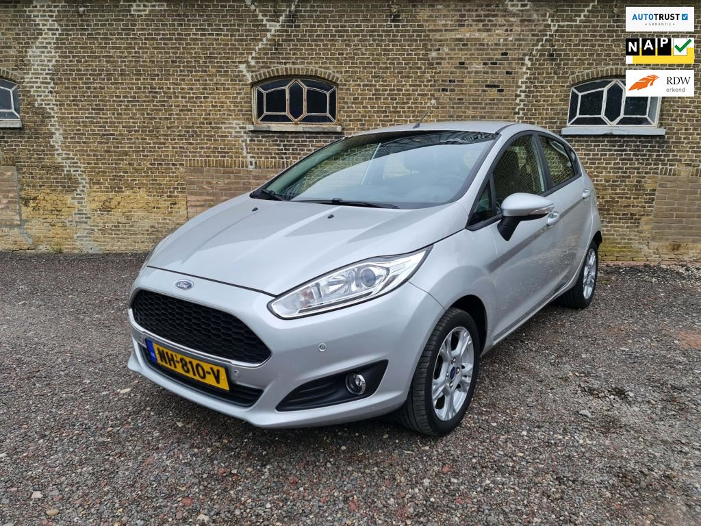 Ford Fiesta occasion - De Niet Automotive