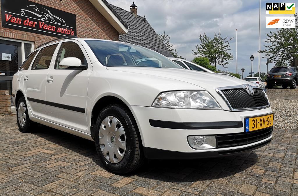 Skoda Octavia Combi occasion - van der Veen auto's