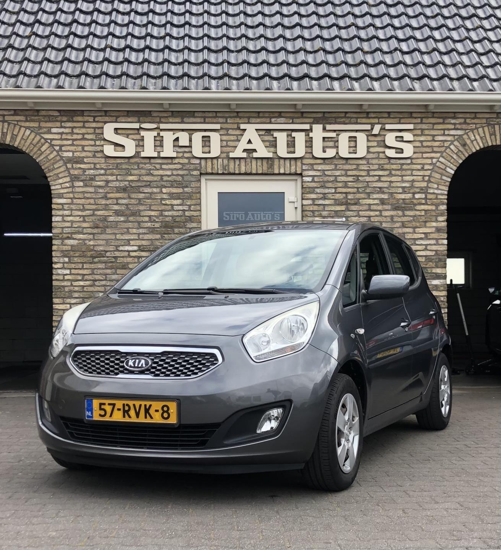 Kia Venga occasion - Siro Auto's