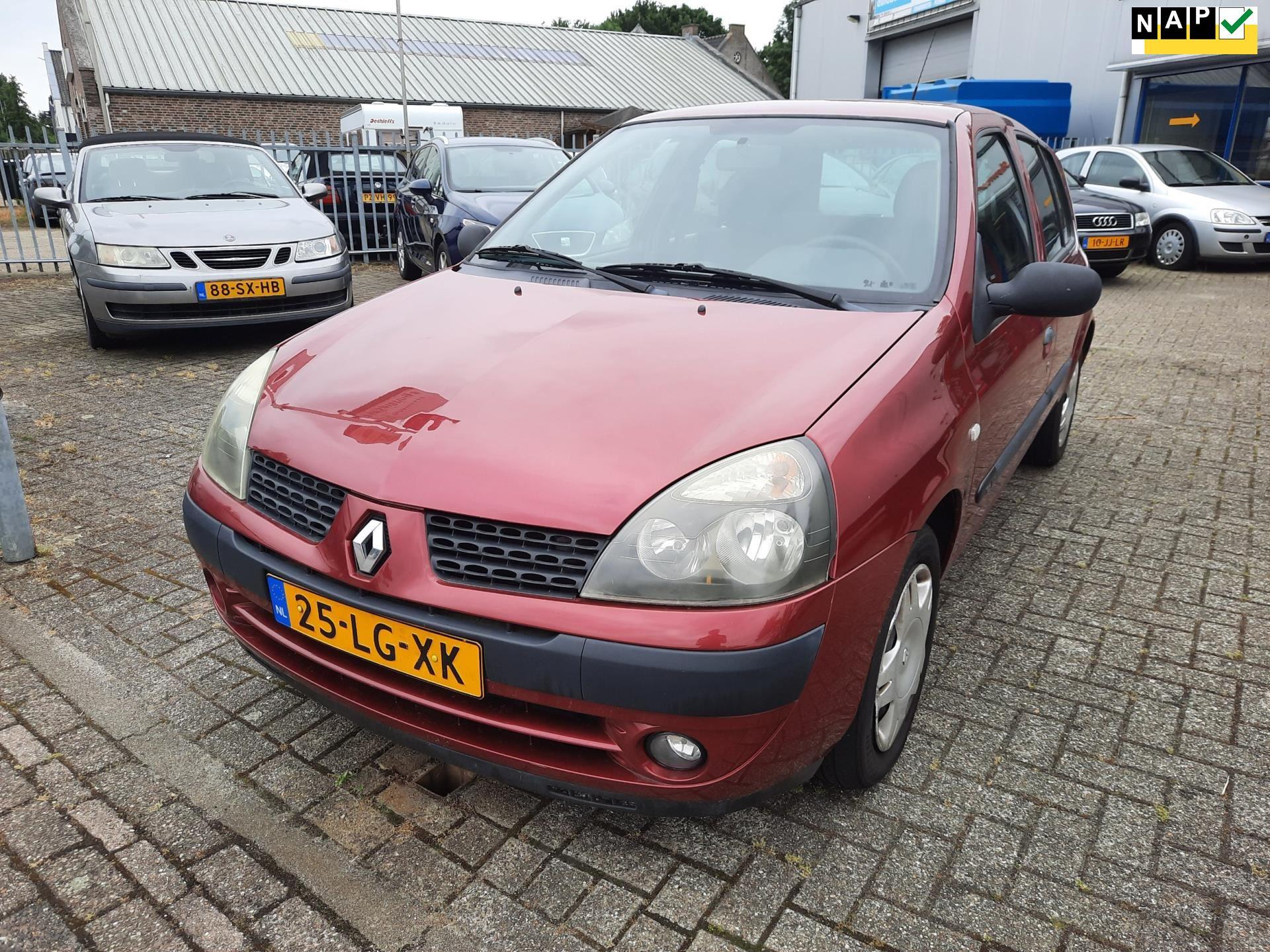 Renault Clio occasion - Rob v/d Heuvel Auto's