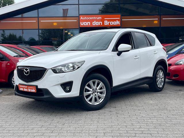 "Mazda CX-5 2.0 TS Automaat Navi Xenon Pdc Climate Cruise Ctr 17"" Nieuwe Apk"