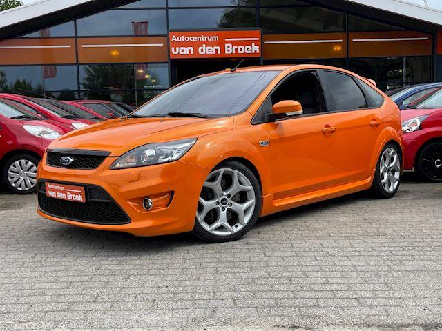 "Ford Focus 2.5 ST 226PK 5Drs Navi Climate Ctr Keyless Entry 18"" Recaro Sport Interieur Nieuwe Apk"