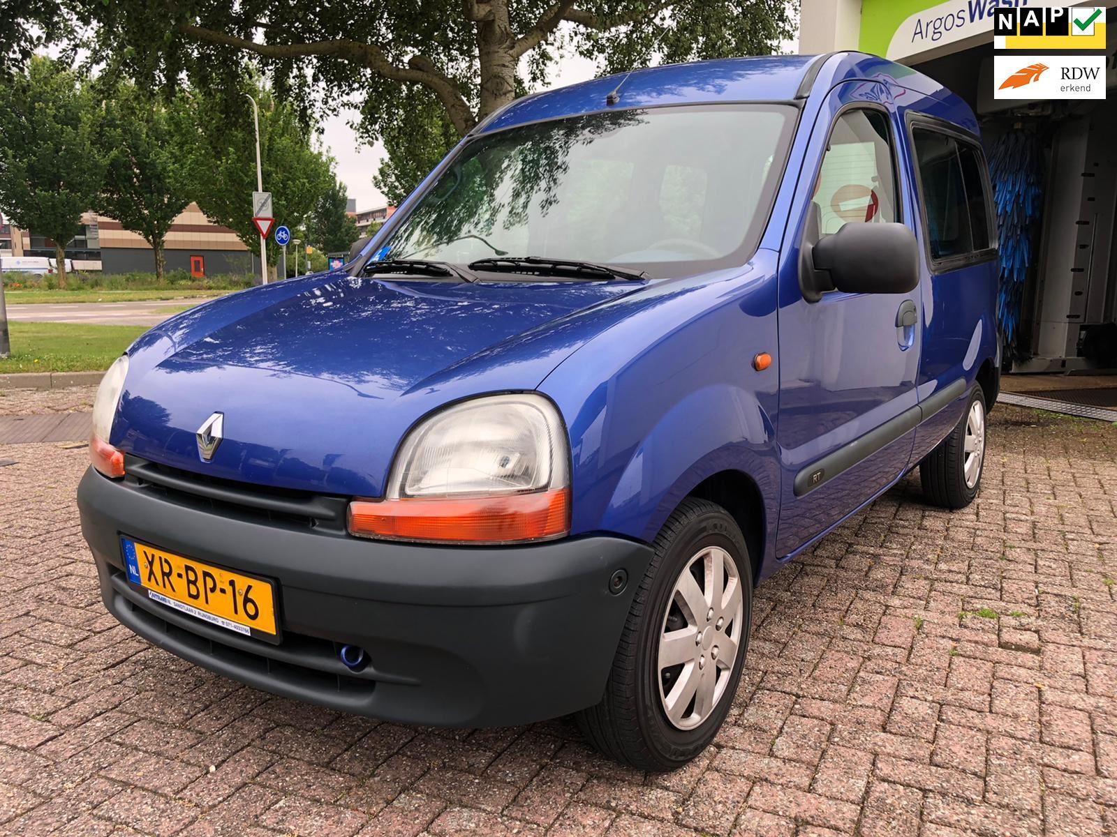 Renault Kangoo occasion - Westland Occasion