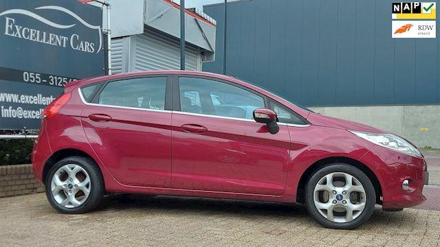 Ford Fiesta 1.6 Titanium 5-drs Airco/Electr.Ramen/Nw.Apk
