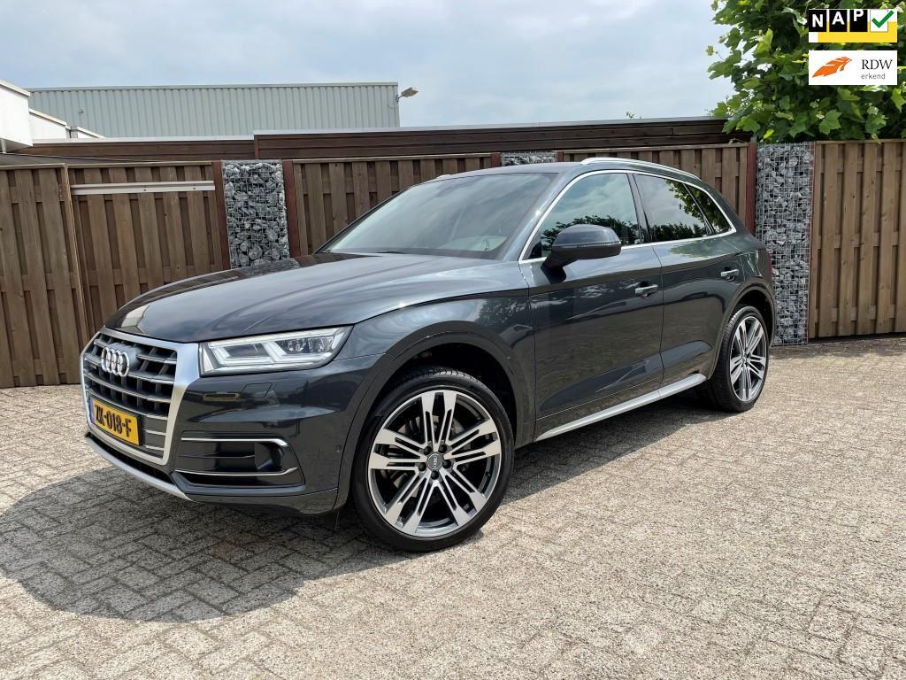 Audi Q5 occasion - Schamp Exclusief