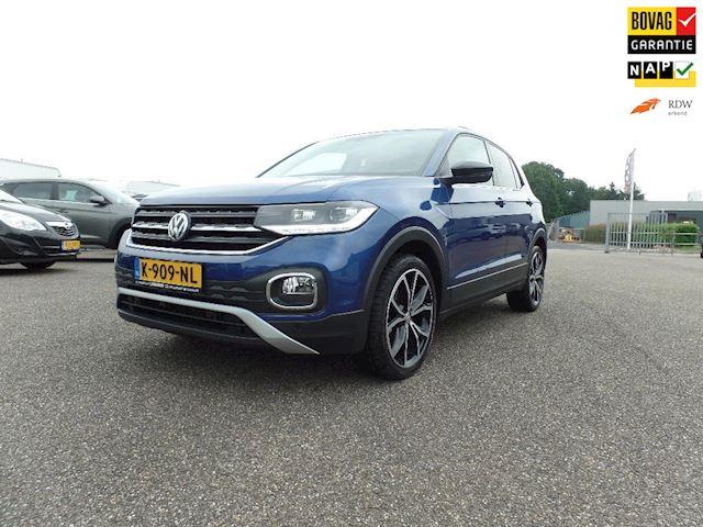 Volkswagen T-Cross 1.5 TSI Style Business R AUTOMAAT 2020 VOL OPTIE
