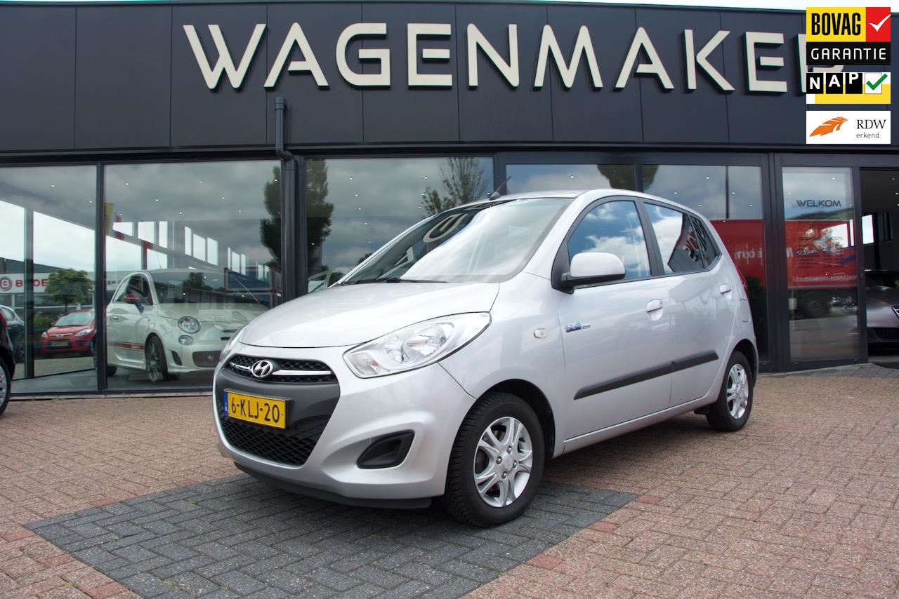 Hyundai I10 occasion - Wagenmaker Auto's