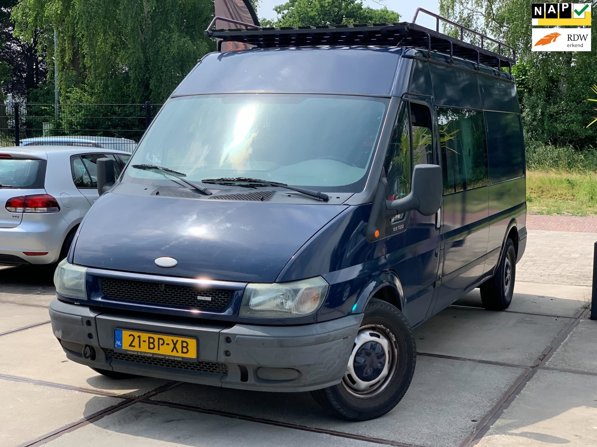 Ford Transit occasion - Ultimate Auto's B.V.