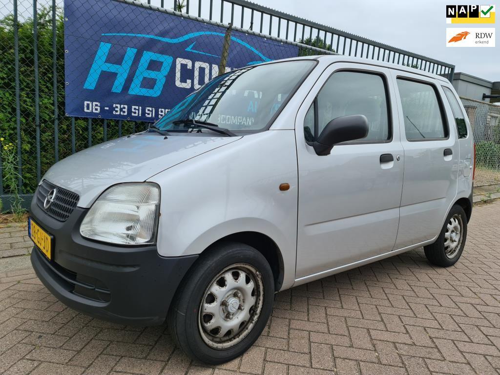 Opel Agila occasion - HB Company Auto's