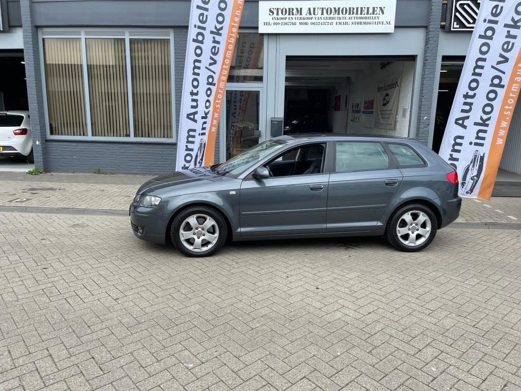 Audi A3 Sportback occasion - Storm Automobielen