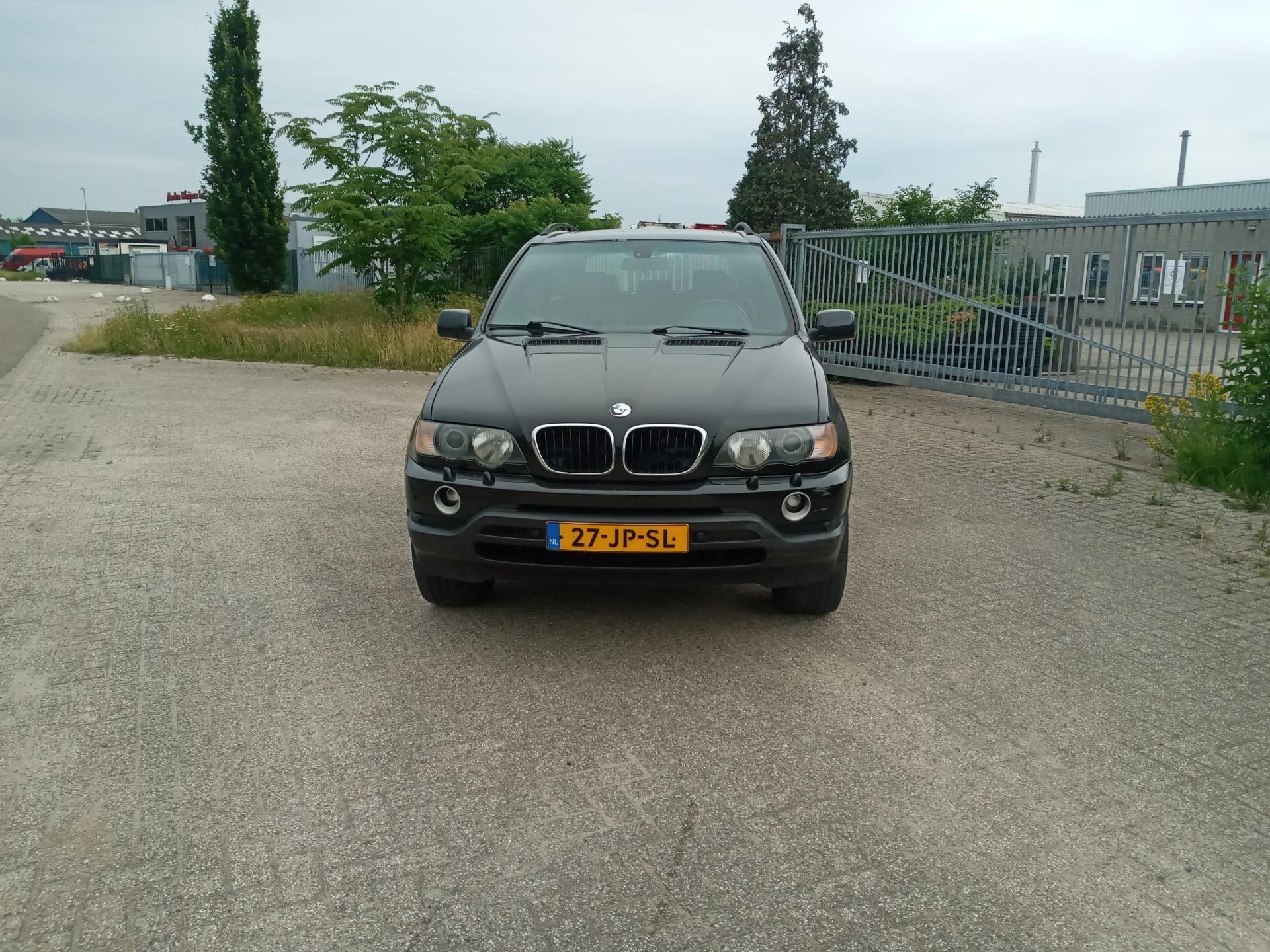 BMW X5 occasion - Riffi Auto's