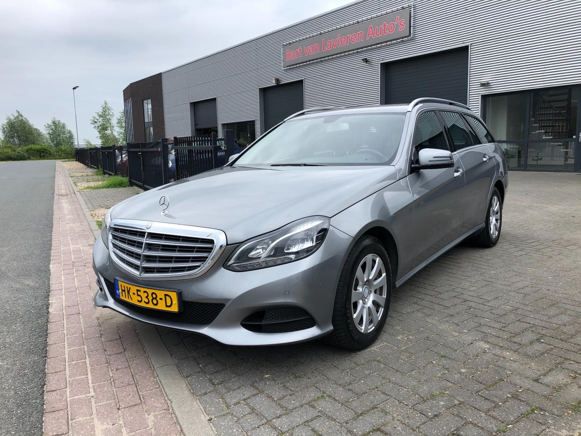 Mercedes-Benz E-klasse Estate occasion - Bart van Lavieren Auto's