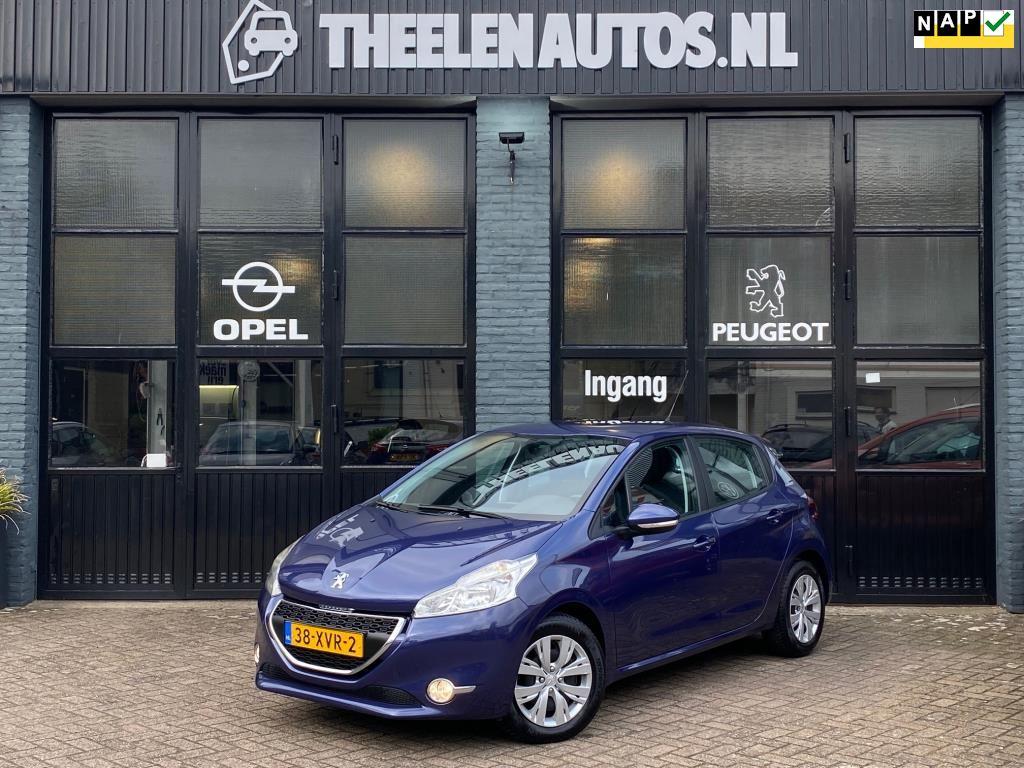 Peugeot 208 occasion - Theelen Auto's