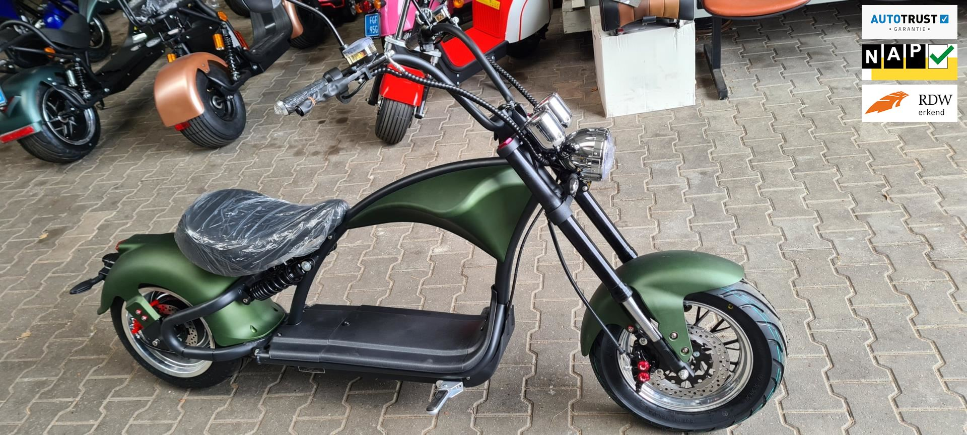 MP1 Snorscooter occasion - Quality Design & Services