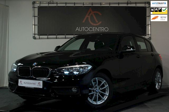 BMW 1-serie 118i / Cruise / Clima / Stoelverw. / PDC / LED
