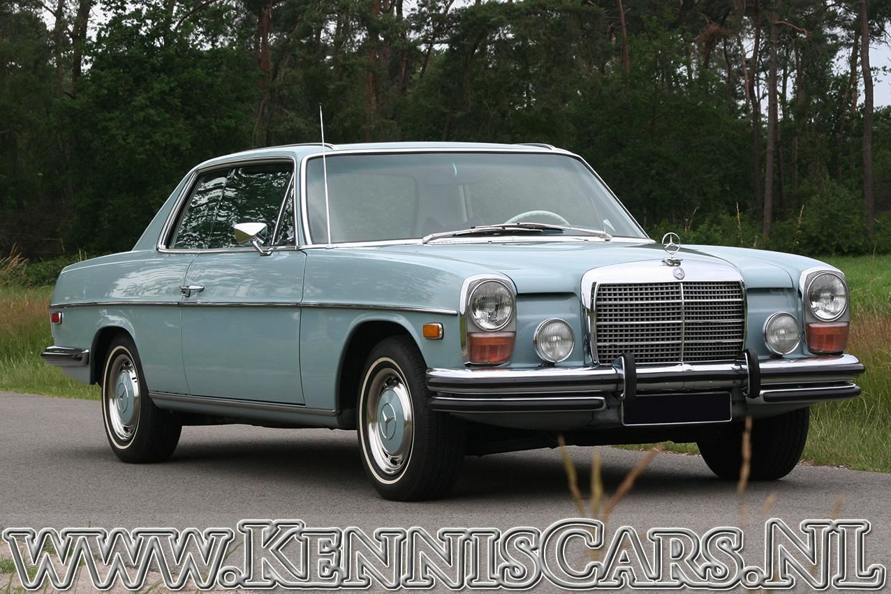 Mercedes-Benz 1972 250 C  Coupe  114-serie occasion - KennisCars.nl