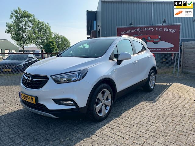 Opel Mokka X 1.4 Turbo Innovation Navigatie Airco