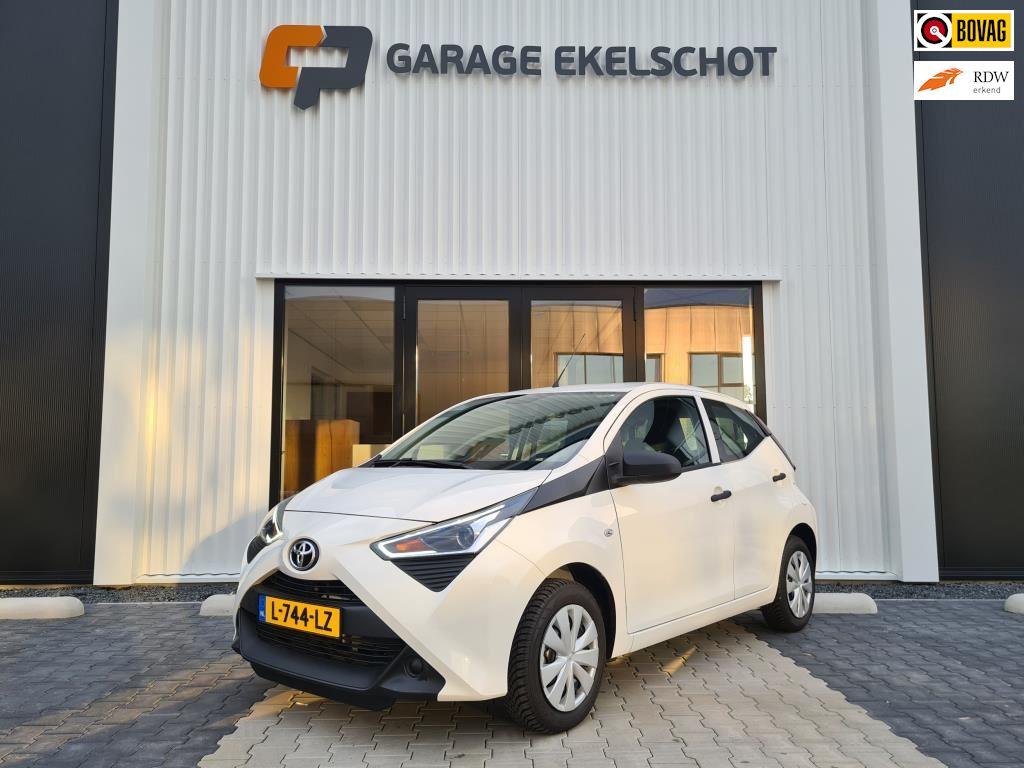 Toyota Aygo occasion - Garage Ekelschot BV