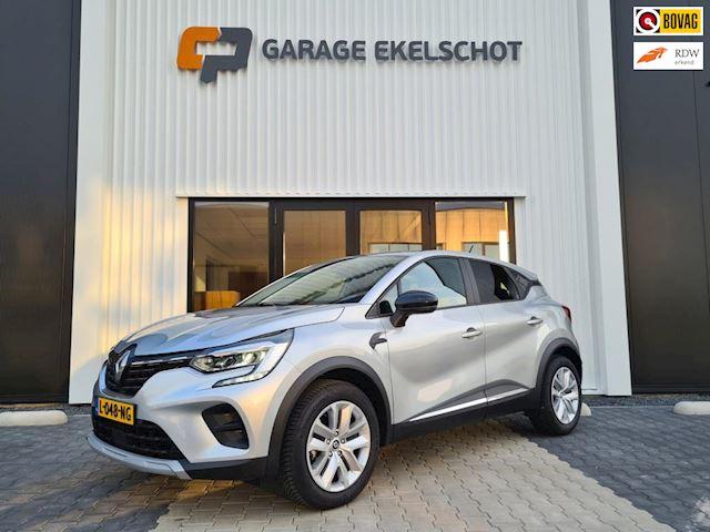Renault Captur 1.3 TCe Business Zen 140PK